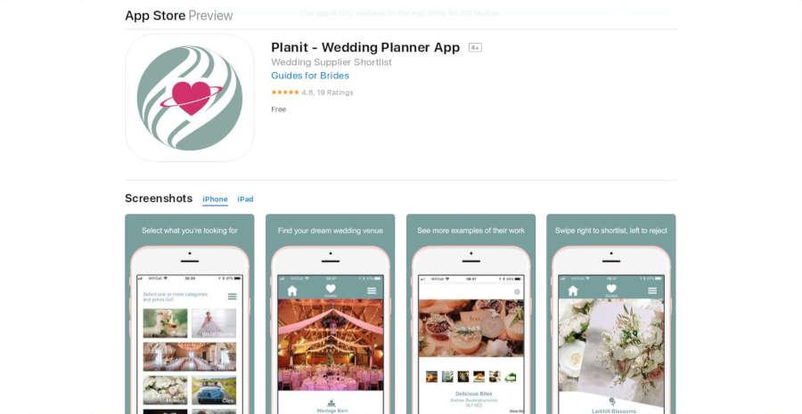 Planit App Store