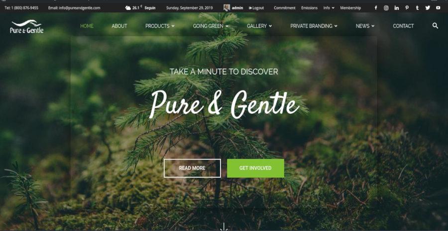 Pure & Gentle