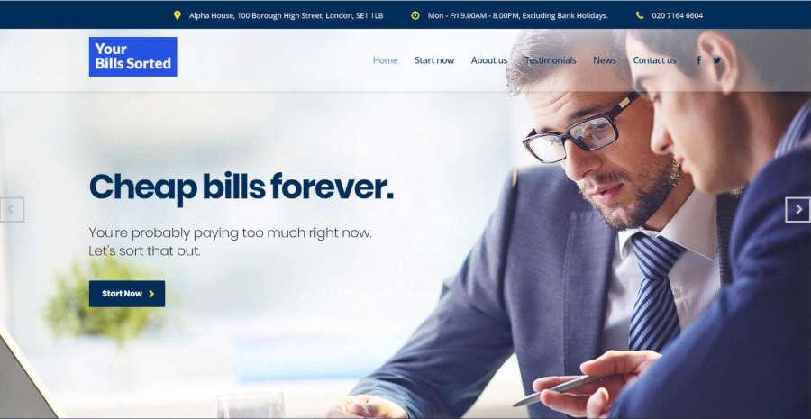 Your Bills Sorted