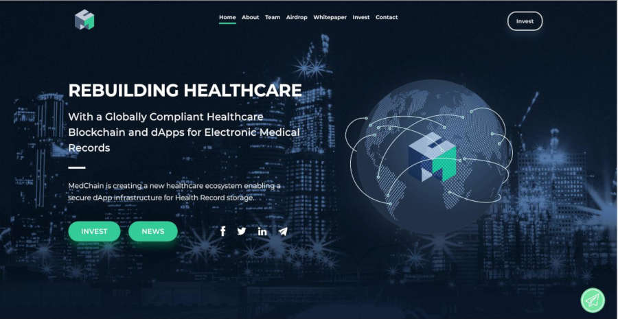 Medchain Healthcare