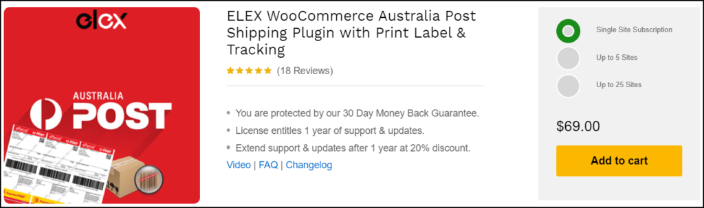 Top WooCommerce Australia Post Shipping Plugins, Xhostcom - Evolutionary Wordpress