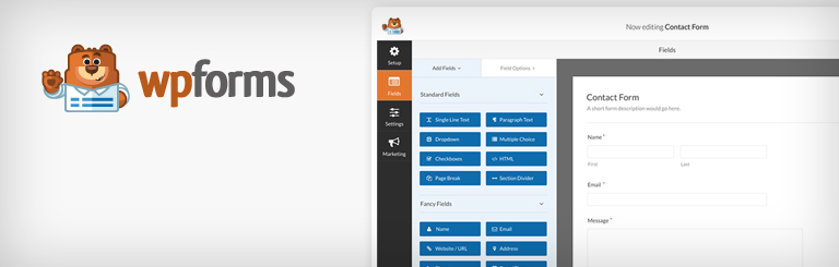 11 Top WordPress or ClassicPress Contact Form Plugins, Xhostcom - Evolutionary Wordpress